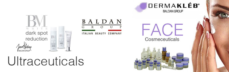 stockist of baldan ultraceuticals and cosmeceuticals